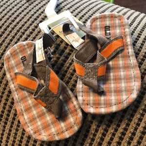 Nwt baby sandals